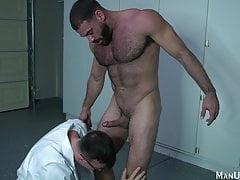 Dr Mason Lear + His Haywire Ass Fucking Sex Bot Ricky Larkin