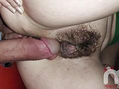 Wife fucks strangers at gloryhole