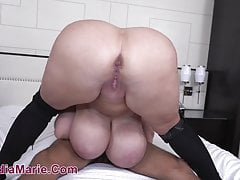 Claudia Marie Twerks And Breeds With Mexican Cock
