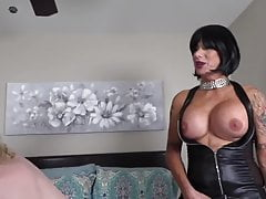 Sissy Gets Used By Dominant Couple