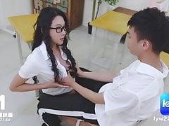 Ling Wei - Erotic Supervision, Lascivious Female Teacher